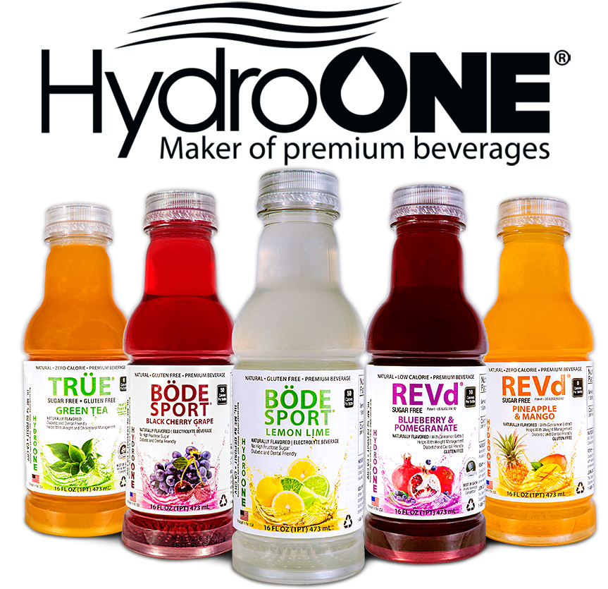Hydro One 4 Cases 48 Bottles Free Shipping